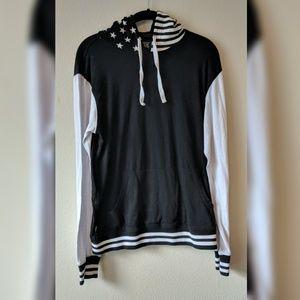 hot topic emo hoodie